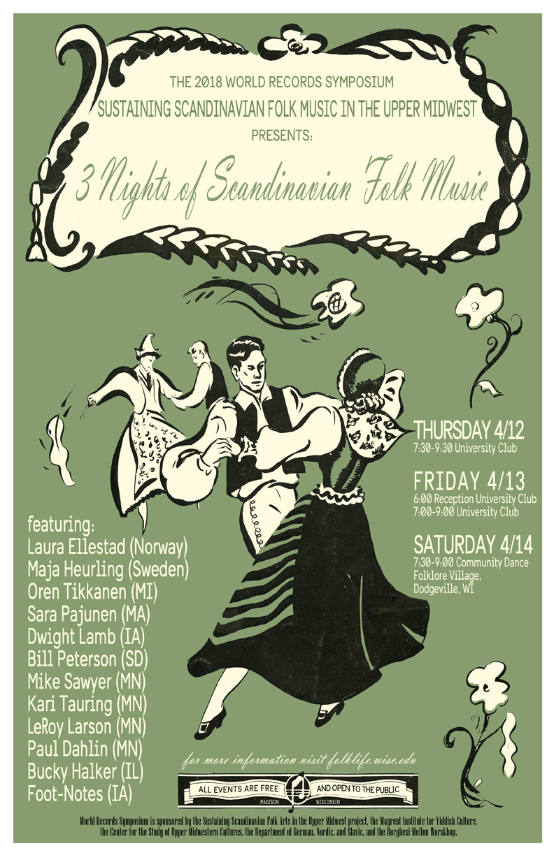3 Nights of Scandinavian Folk Music