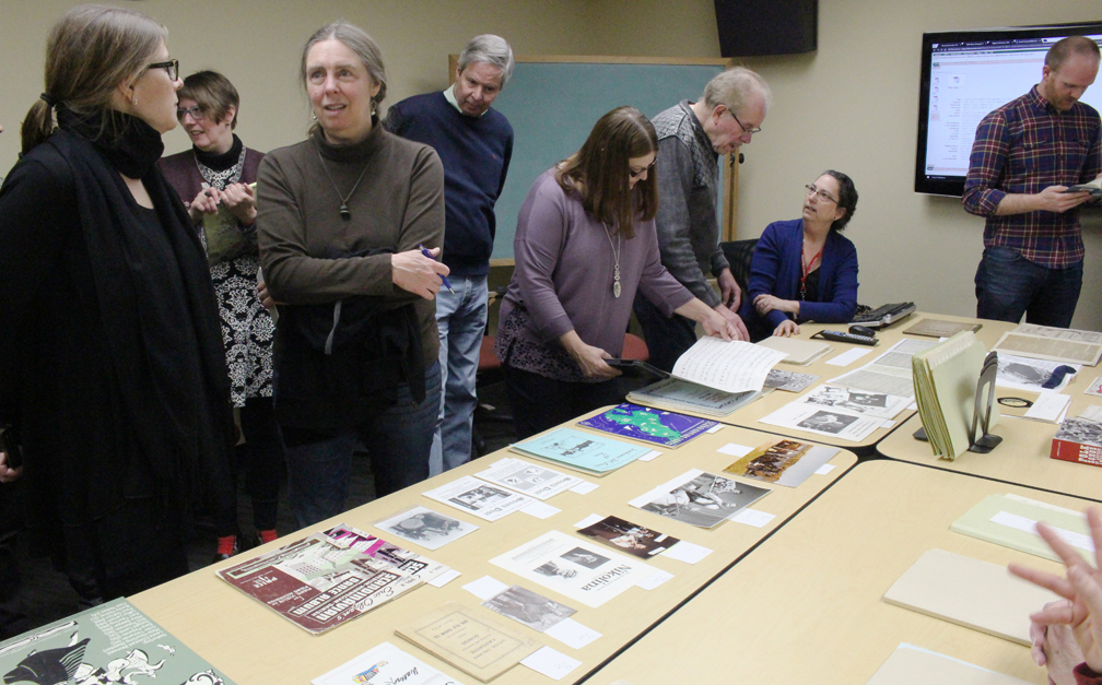 Jeanette Casey, Head of the Mills Music Library, shares some of the library's Scandinavian music holdings