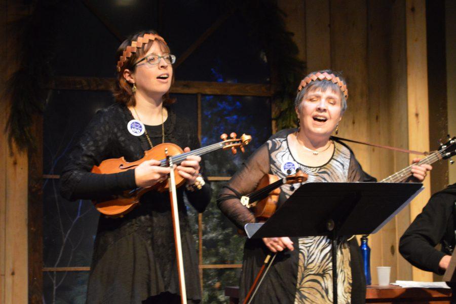 Jeanne Doty & Johanna Lorbach